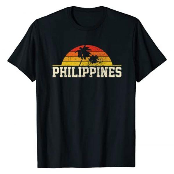 Travel Love Philippines Graphic Tshirt 1 Philippines T-Shirt