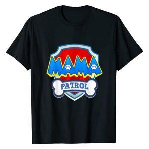 Patrol Collection Graphic Tshirt 1 Mama Patrol | Dog Funny Gift Birthday Party T-Shirt