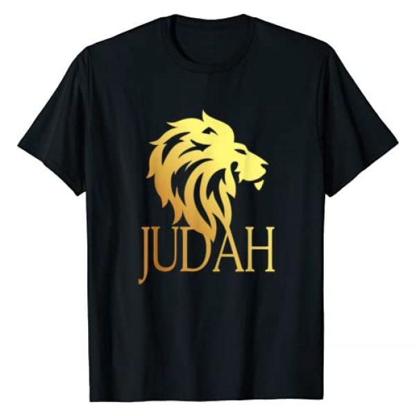 Tribe Of Judah Lion Shirt Graphic Tshirt 1 Tribe Of Judah Lion T-Shirt Messianic Yahshua Israelites Tee