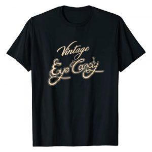 Eye Candy as Vintage Shirts Graphic Tshirt 1 Vintage Eye Candy T Shirt