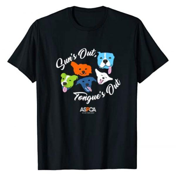 ASPCA Graphic Tshirt 1 Tongue's Out T-Shirt
