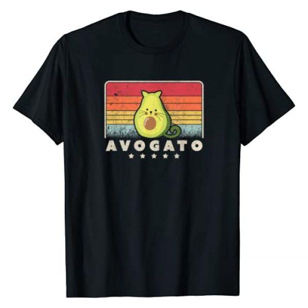 Pack A Punch Graphic Tshirt 1 Avogato, Retro Cat Avocado, Cinco De Mayo T-Shirt