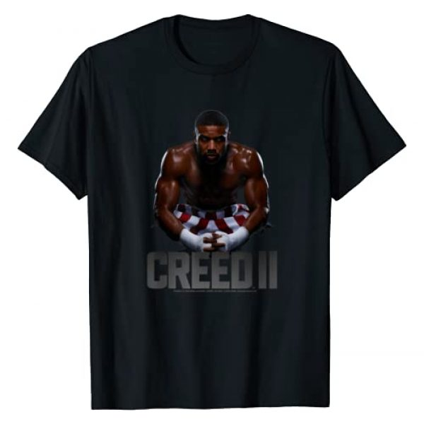 Creed Graphic Tshirt 1 2 Creed Is Ready Portrait T-Shirt