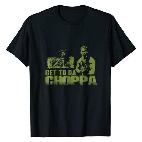 inkStyl Graphic Tshirt 1 Get To The Choppa T-Shirt