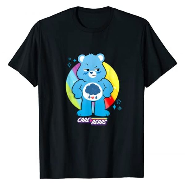 Care Bears Graphic Tshirt 1 Unlock the Magic Grumpy Bear T-Shirt