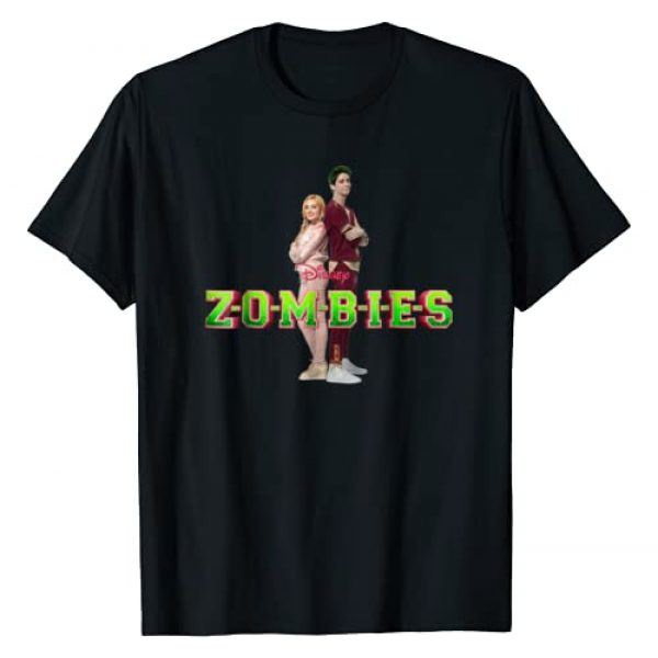 Disney Graphic Tshirt 1 Zombies Zed and Addison T Shirt