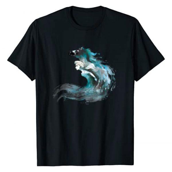 Disney Graphic Tshirt 1 Frozen 2 Elsa and The Nokk T-Shirt