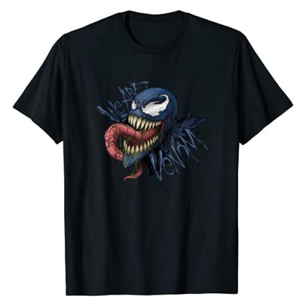 Marvel Graphic Tshirt 1 We Are Venom Eddie Brock T-Shirt