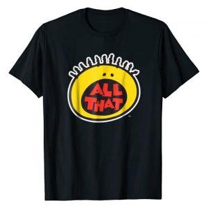 Nickelodeon Graphic Tshirt 1 Nick Rewind All That Logo T-Shirt
