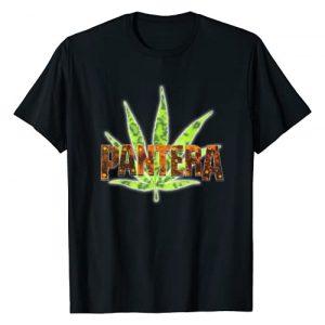 Bravado Graphic Tshirt 1 Pantera Official Vintage Leaf Logo T-Shirt