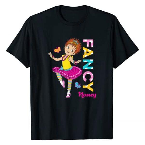 Disney Graphic Tshirt 1 Fancy Nancy Dancing with Nancy T-shirt