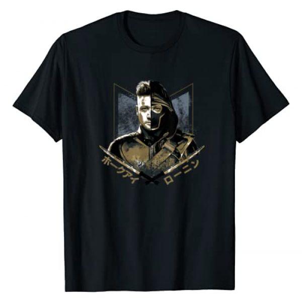 Marvel Graphic Tshirt 1 Avengers: Endgame Ronin Hawkeye T-Shirt