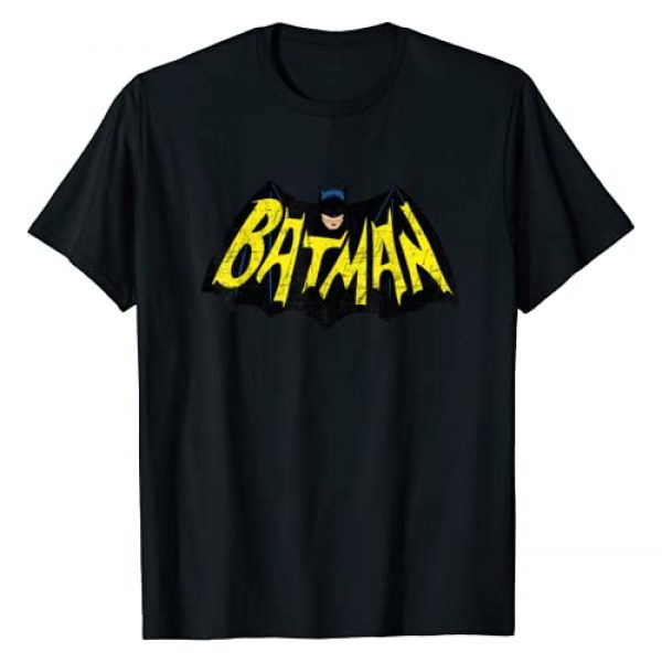 DC Comics Graphic Tshirt 1 US DC Batman + Logo 66 T-Shirt