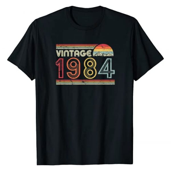 Pack A Punch Graphic Tshirt 1 1984 Vintage Shirt, Birthday Gift Tee. Retro Style T-Shirt