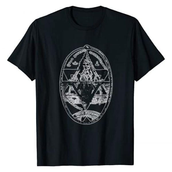 Esoteric Occult Symbol Tees Graphic Tshirt 1 Hermes Trismegistus as Above so Below Hermetic Magic T-Shirt
