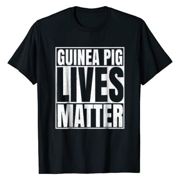 Guinea Pig T Shirts, Accessories and Apparel Graphic Tshirt 1 Guinea Pig Wheek Gift T-Shirt - Guinea Pigs Birthday Clothes