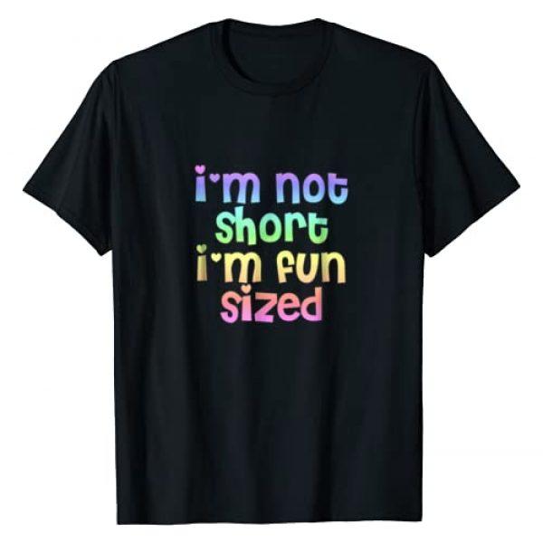 Funny Tees Graphic Tshirt 1 I'm Not Short I'm Fun Sized T Shirt