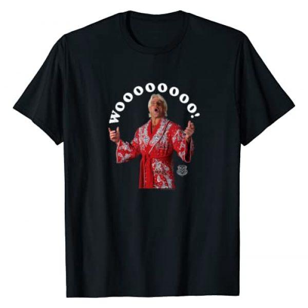 WWE Graphic Tshirt 1 Ric Flair Woooooo T-Shirt