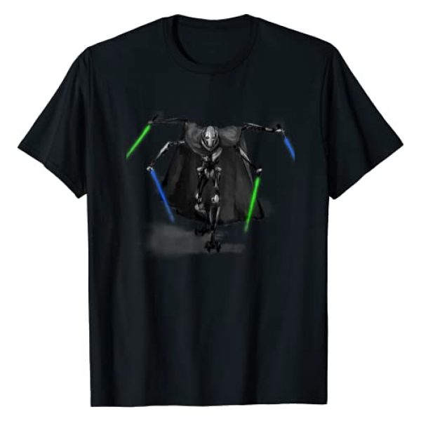 Star Wars Graphic Tshirt 1 Revenge of the Sith General Grievous T-Shirt