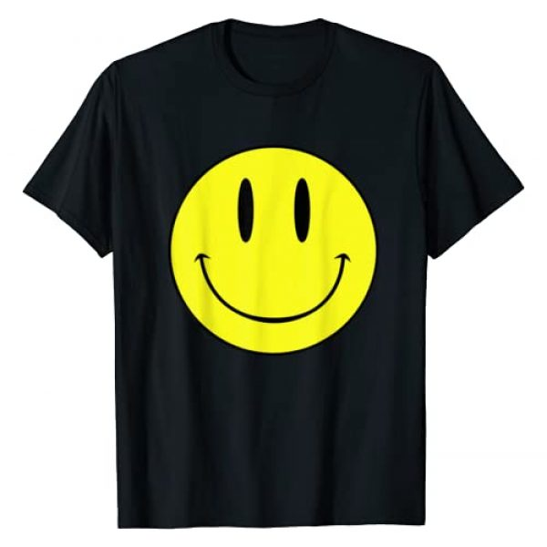 Vintage Retro 1990s Grunge TShirts Graphic Tshirt 1 Mens Smiley Face Have a Nice Day 1990s fashion Grunge Style T-Shirt