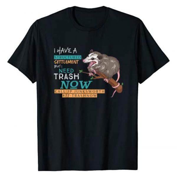 Possum Shirt Graphic Tshirt 1 Funny Possum Shirt 877-TRASHNOW T-Shirt