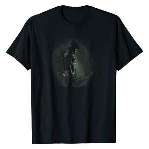 DC Comics Graphic Tshirt 1 Arrow TV Series In the Shadows T-Shirt