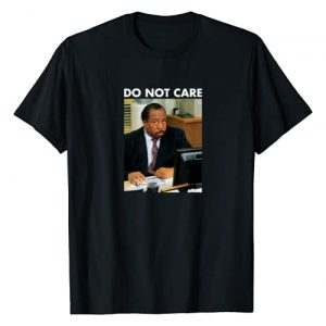 The Office Graphic Tshirt 1 Do Not Care Stanley T-Shirt
