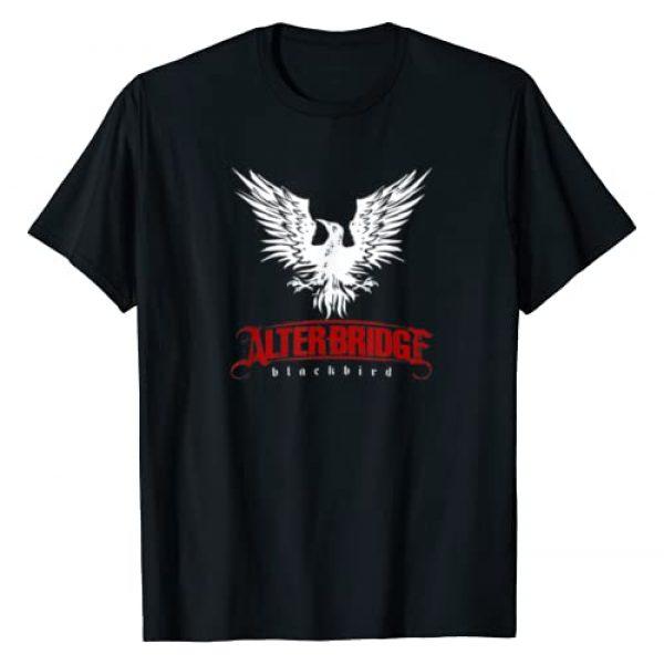 Alter Bridge Black Bird M Graphic Tshirt 1 Alter Bridge Black Bird M T-Shirt