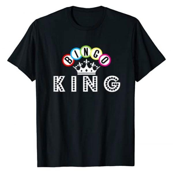 Bingo Bingo Bingo Graphic Tshirt 1 Bingo King T-Shirt