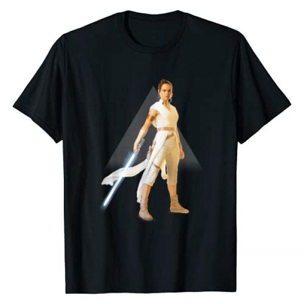 Star Wars Graphic Tshirt 1 The Rise of Skywalker Rey Jedi Warrior T-Shirt