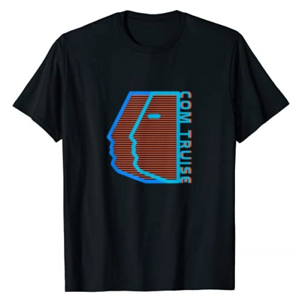 WAVE Graphic Tshirt 1 The Lonely Hike To Iteration With-Truise T-Shirt