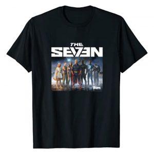The Boys Graphic Tshirt 1 The Seven Photo T-Shirt