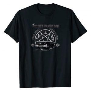 Supernatural Graphic Tshirt 1 Saving People And Hunting Things T-Shirt