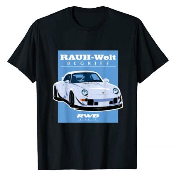 Daily Culture Graphic Tshirt 1 RWB-Welt T-Shirt