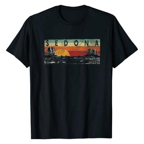 Sedona Arizona Souvenir Shirt for Men and Women Graphic Tshirt 1 Vintage Sedona Arizona Shirt - Sedona AZ T-Shirt