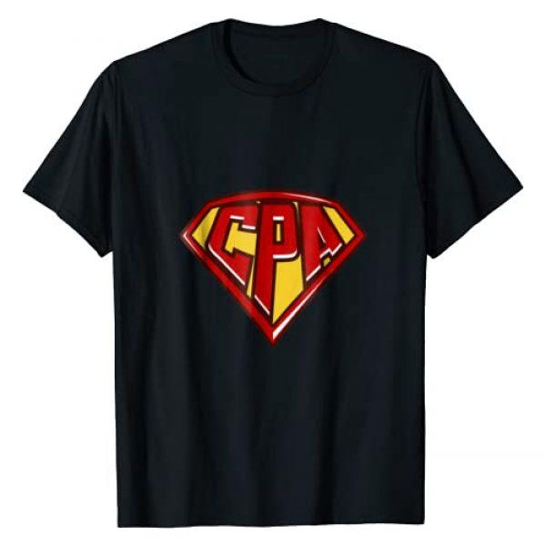 Accounting Shirt | CPA Tee | Finance T-Shirt Graphic Tshirt 1 Accountant Superhero Shirt, CPA T Shirt, Finance Tee