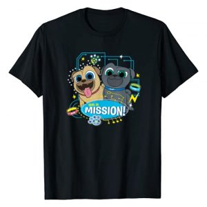 Disney Graphic Tshirt 1 Puppy Dog Pals on a Mission T-shirt