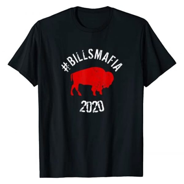 Lauren Elin Designs Graphic Tshirt 1 Bills Mafia Buffalo Football 2020 T-Shirt