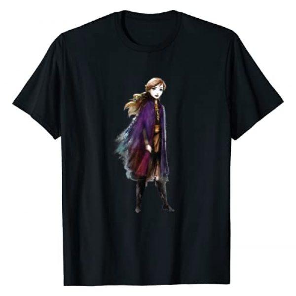 Disney Graphic Tshirt 1 Frozen 2 Anna T-Shirt