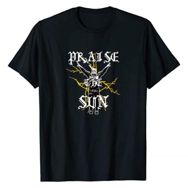 AreumShirts Graphic Tshirt 1 Praise The Sun Sunbro Gaming T-shirt