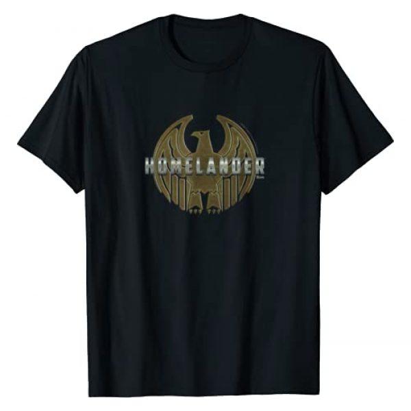 The Boys Graphic Tshirt 1 Homelander Logo T-Shirt