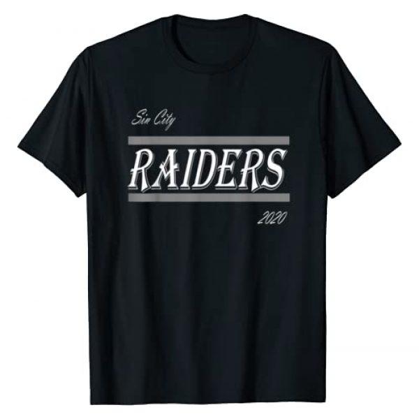 LHD Dimensions Graphic Tshirt 1 Sin City Raiders T-Shirt