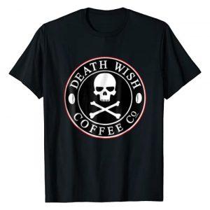 Death Wish Coffee Co. Graphic Tshirt 1 Death Wish Logo T-Shirt