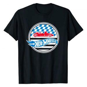 Hot Wheels Graphic Tshirt 1 Stars and Checks T-Shirt
