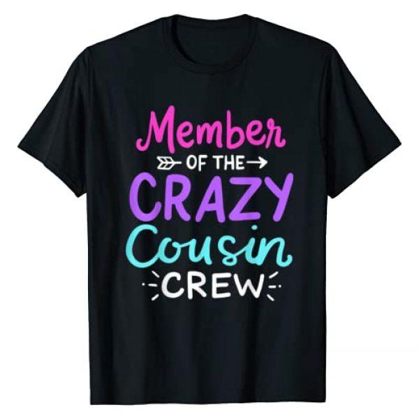Cousins Presents Graphic Tshirt 1 Cousin Crew T-Shirt