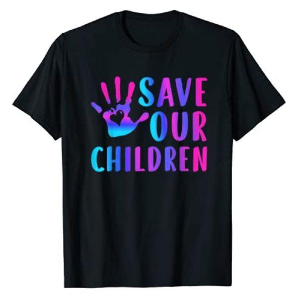 End Human Trafficking Shirt. Graphic Tshirt 1 Save our children shirt - end human trafficking shirts T-Shirt