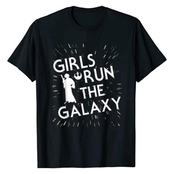 Star Wars Graphic Tshirt 1 Girls Run The Galaxy T-Shirt