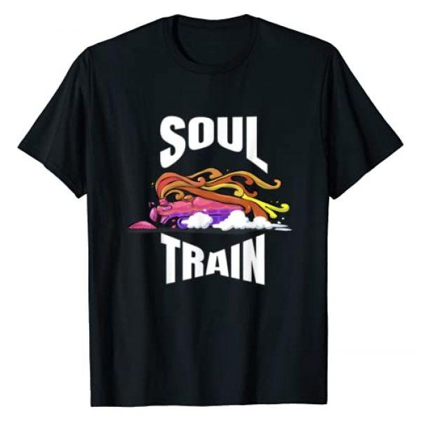 Train Engineer Shirt Graphic Tshirt 1 Train T-shirt Boogie Train shirt Groovy Disco Train Tee