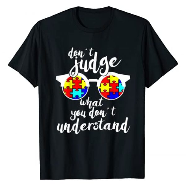 Autism Awareness Co Graphic Tshirt 1 Autism Awareness Gift Design For Autistic Kids Awareness T-Shirt