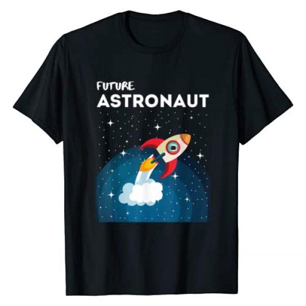 Future Astronaut Tshirts Graphic Tshirt 1 Kids Future Astronaut Shirt - Rocket Ship, Spaceship T-Shirt